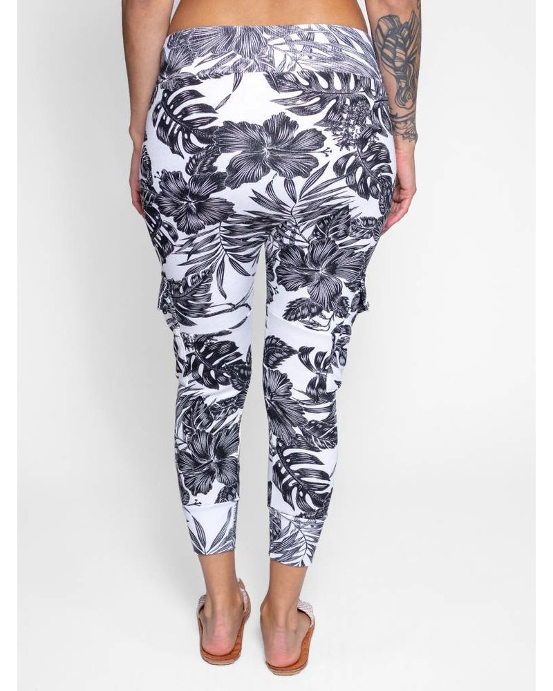 NSF Smith Cargo Sweatpants Flora