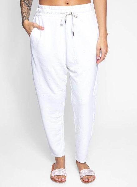 NSF Yana Sweatpant Soft White