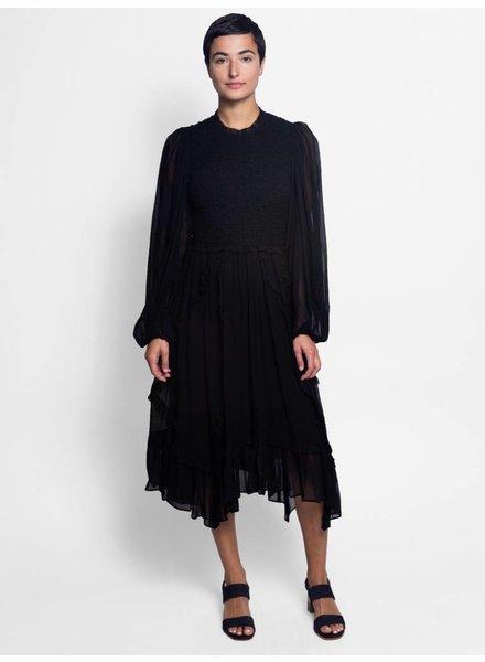 Ulla Johnson Arielle Dress Noir
