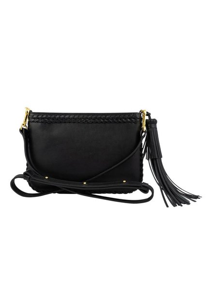 Ulla Johnson Clio Crossbody Noir