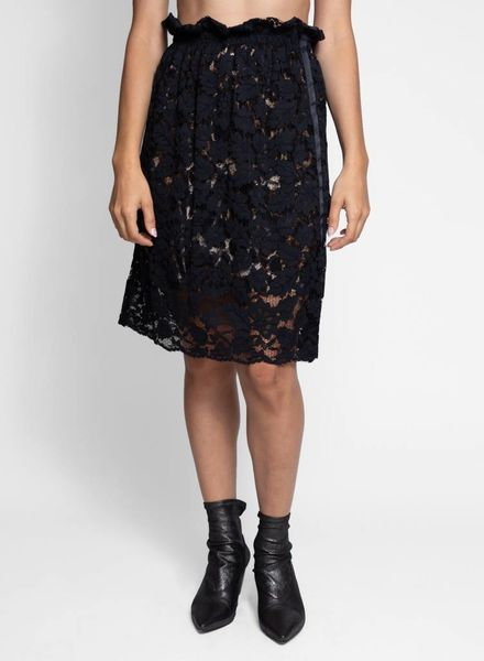 Loyd/Ford Lace Skirt Black