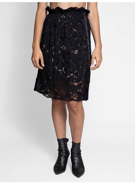 Loyd/Ford Lace Skirt Black