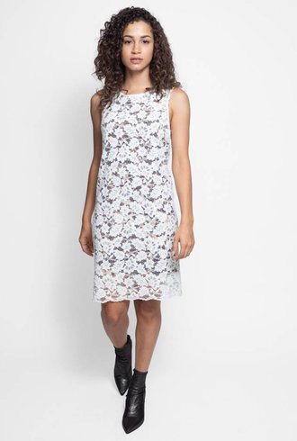 Loyd/Ford Shell Dress Ivory