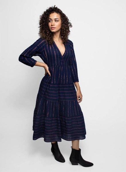 Xirena Layna Dress Lapis