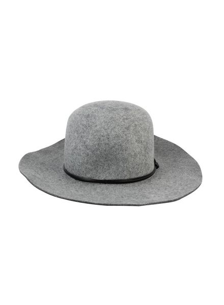 Local Flossie Hat Grey Black