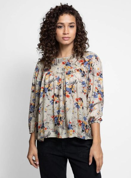 The Great The Duskfall Shirt Woodland Floral
