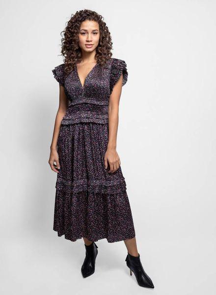 Ulla Johnson Jolee Dress Noir