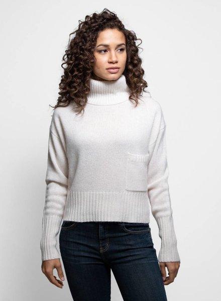 360 Sweater Isilda Turtleneck Lunar