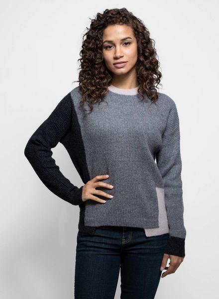360 Sweater Akima Pullover Graphite