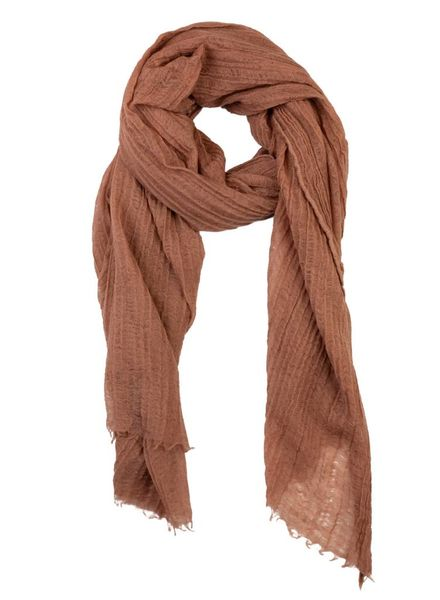 Destin Iris Stola Scarf Dusty Rose