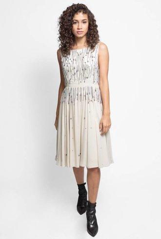 Burning Torch Moonstone Sequin Dress