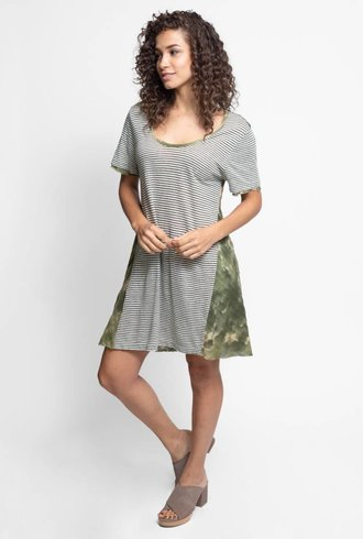 Burning Torch Irwin Tee Dress