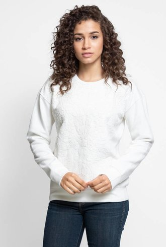 Burning Torch Basswood Pullover Heather