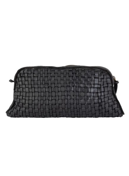 Majo Multi-way Clutch Black