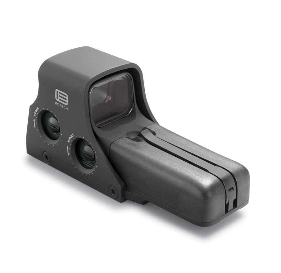 EOTECH EOTECH 512 HOLOGRAPHIC SIGHT, AA BATTERIES