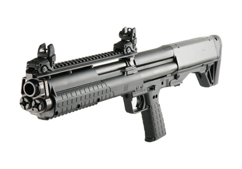 KEL TEC KEL TEC KSG SHOTGUN, 12 GA, BLACK