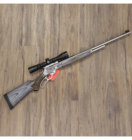 MARLIN MARLIN 336XLR RIFLE, 30-30 WIN, STAINLESS, LAMINATE, W/ VORTEX SCOPE, PRE-OWNED