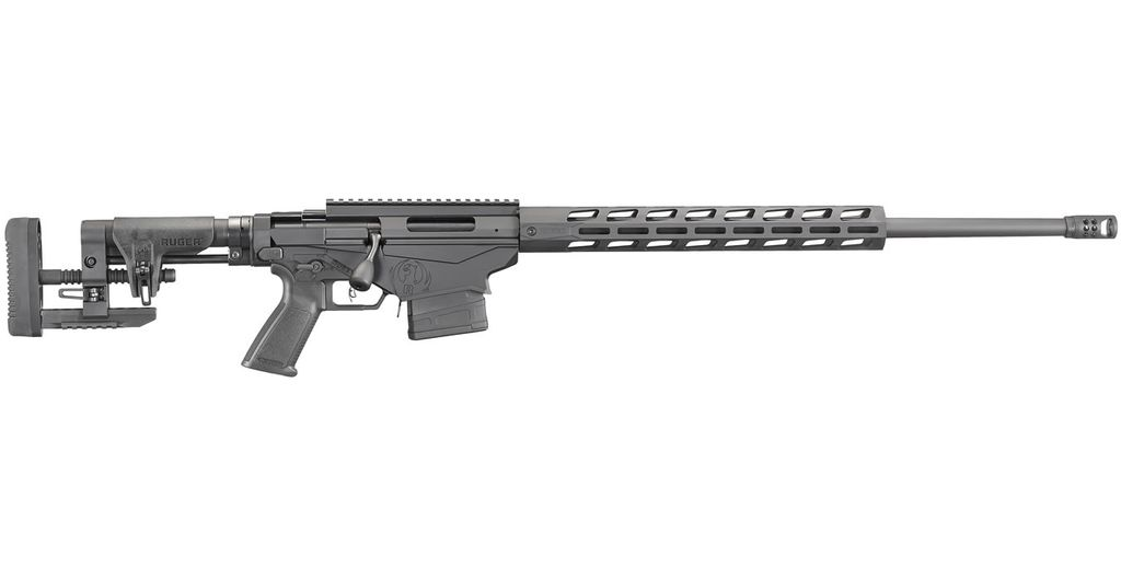 "RUGER RUGER PRECISION RIFLE, 6.5 CREEDMOOR, 24"" BARREL"