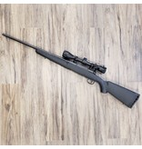 SAVAGE SAVAGE AXIS RIFLE, 30-06 WIN, W/ SCOPE, PRE-OWNED