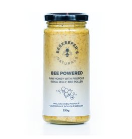Beekeepers Naturals Bee Powered