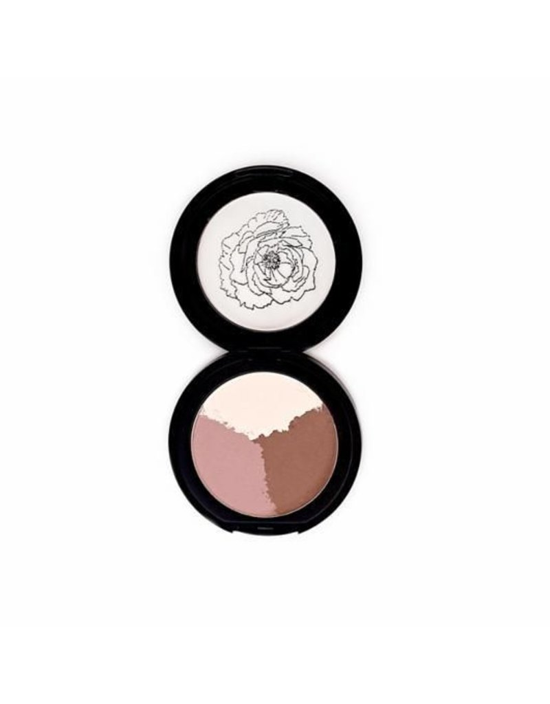 Fitglow Beauty Mineral Eye Make up Trio