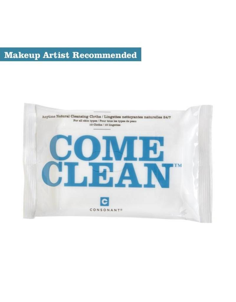 Consonant Come Clean Wipes