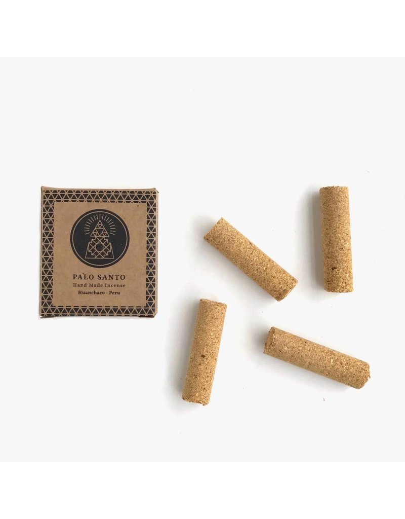 Incausa WANCHAKO: Hand-pressed Palo Santo Incense