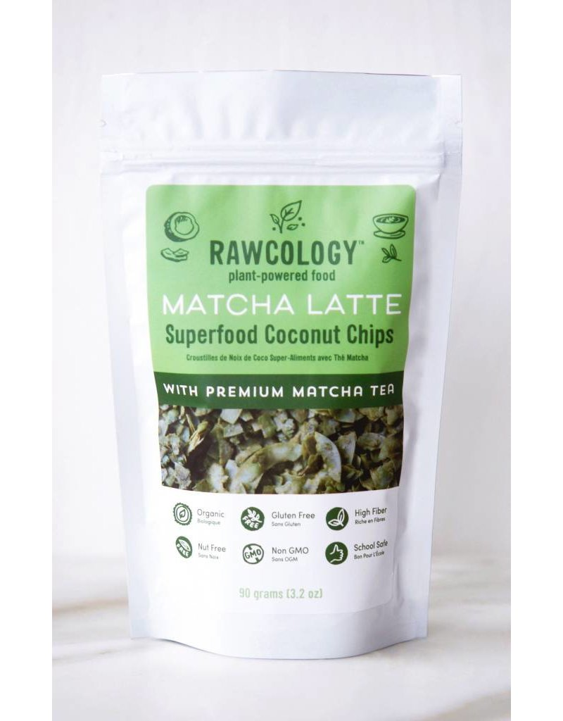 Rawcology Superfood Coconut Chips
