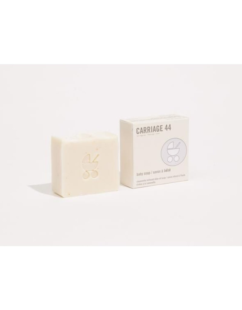 Carriage44 Baby Soap