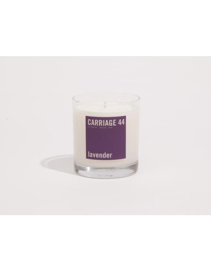 Carriage44 Lavender Candle