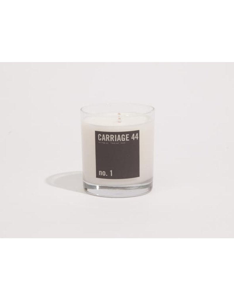 Carriage44 No. 1 Candle