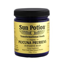 Sun Potion Sun Potion - Mucuna Pruriens