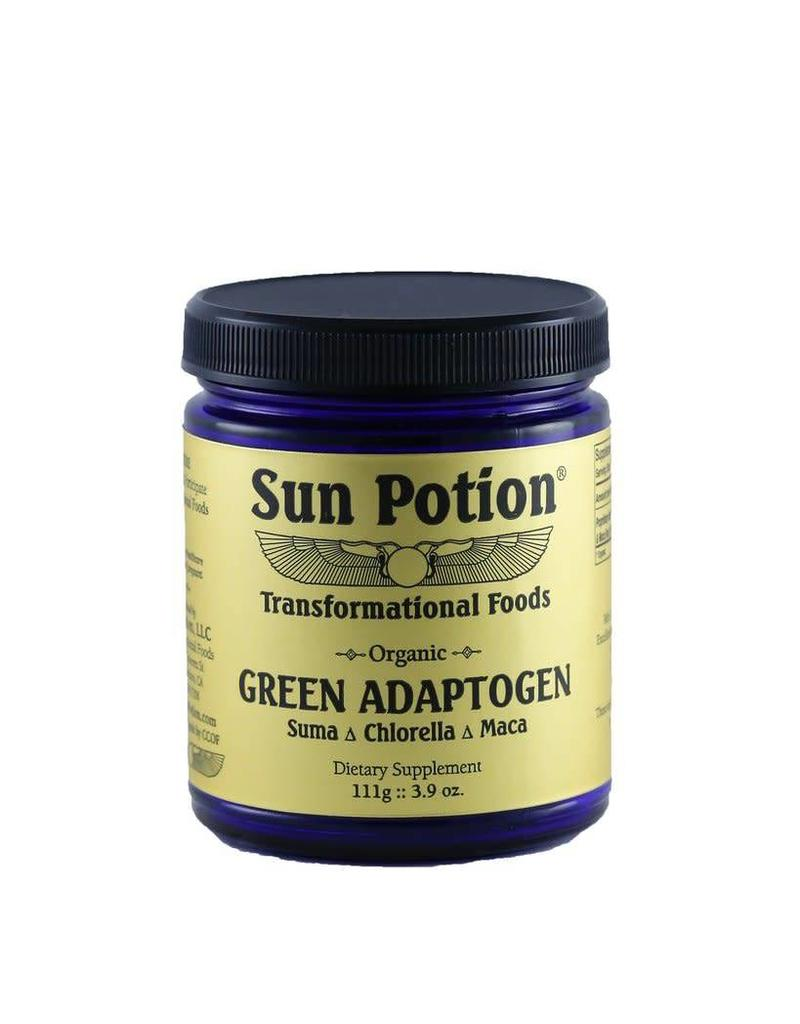 Sun Potion Sun Potion - Green Adaptogen
