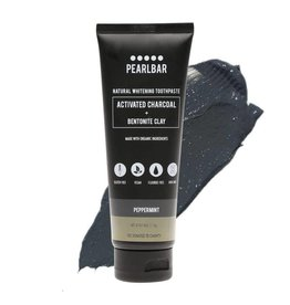 Pearl Bar Pearlbar Natural Whitening Toothpaste