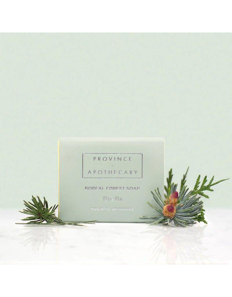 Province Apothecary PA Boreal Forest Soap