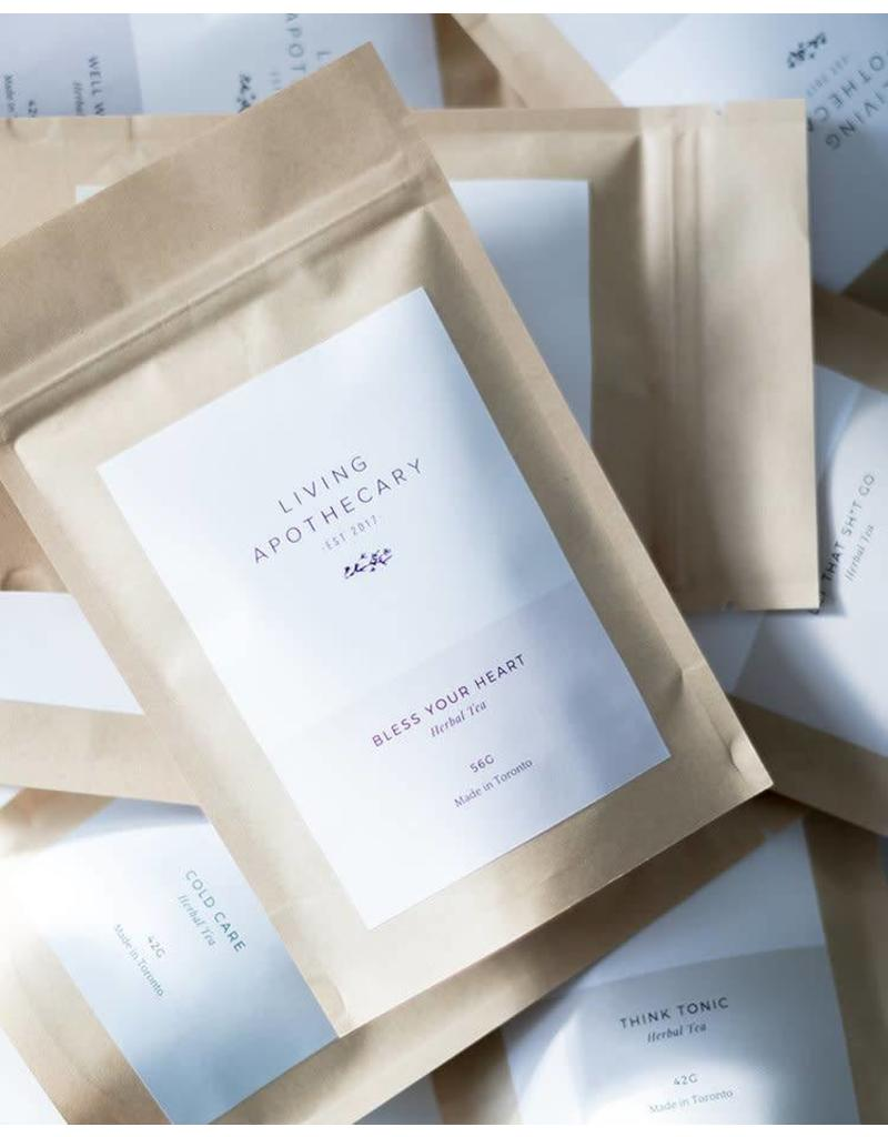 Living Apothecary Living Apothecary Herbal Tea Blends