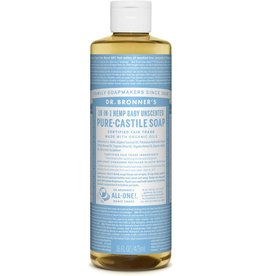 Dr. Bronner's Dr. Bronner's Baby Unscented Pure-Castile Soap
