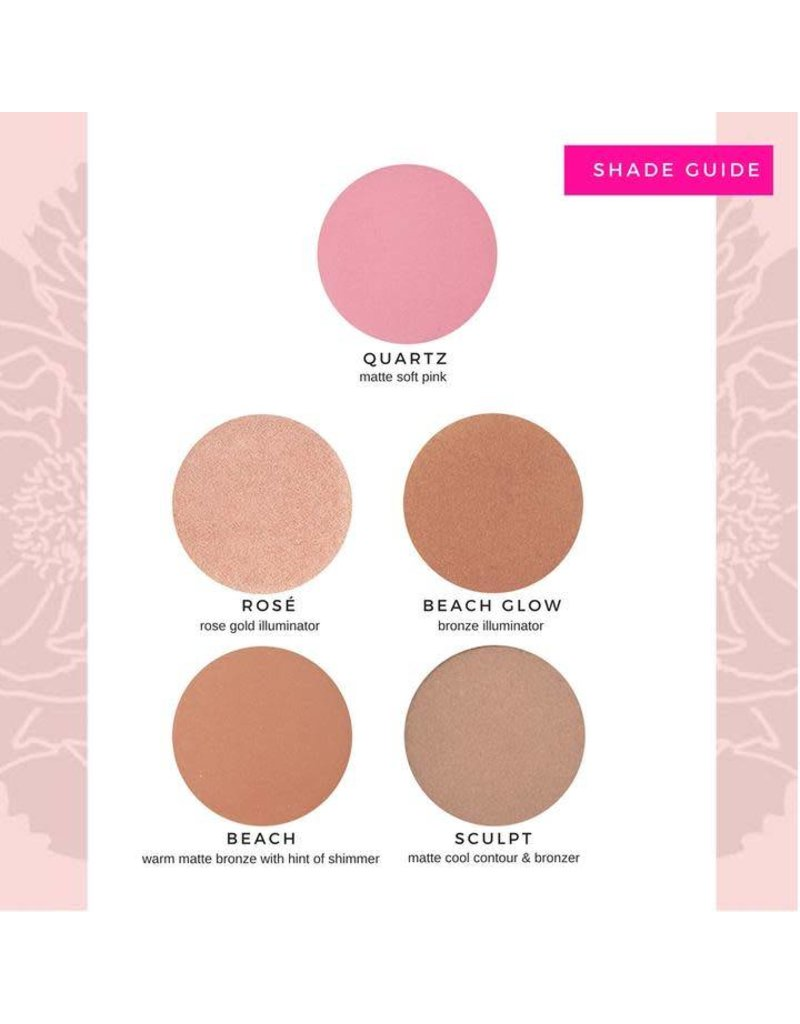 Fitglow Beauty Mineral Blush