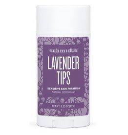 Schmidt's Schmidt's Lavender Tips Deodorant
