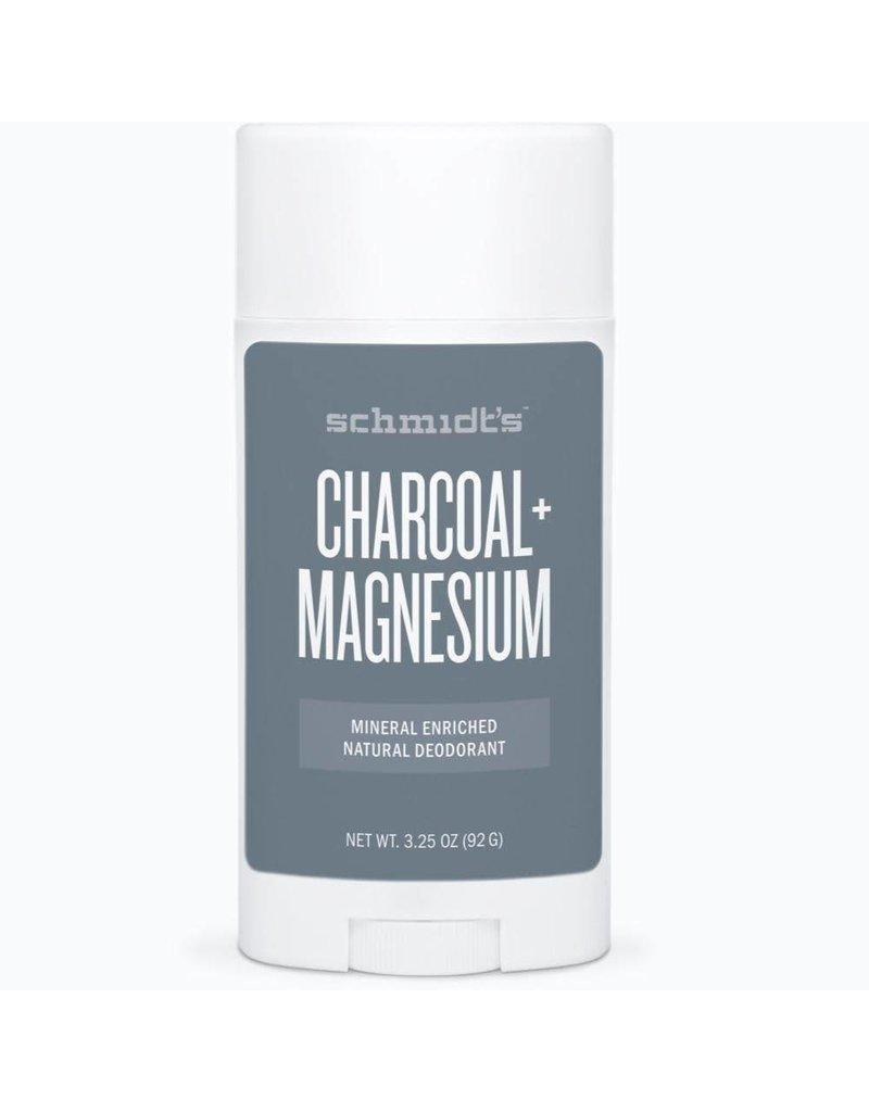 Schmidt's Schmidt's Charcoal + Magnesium Deodorant