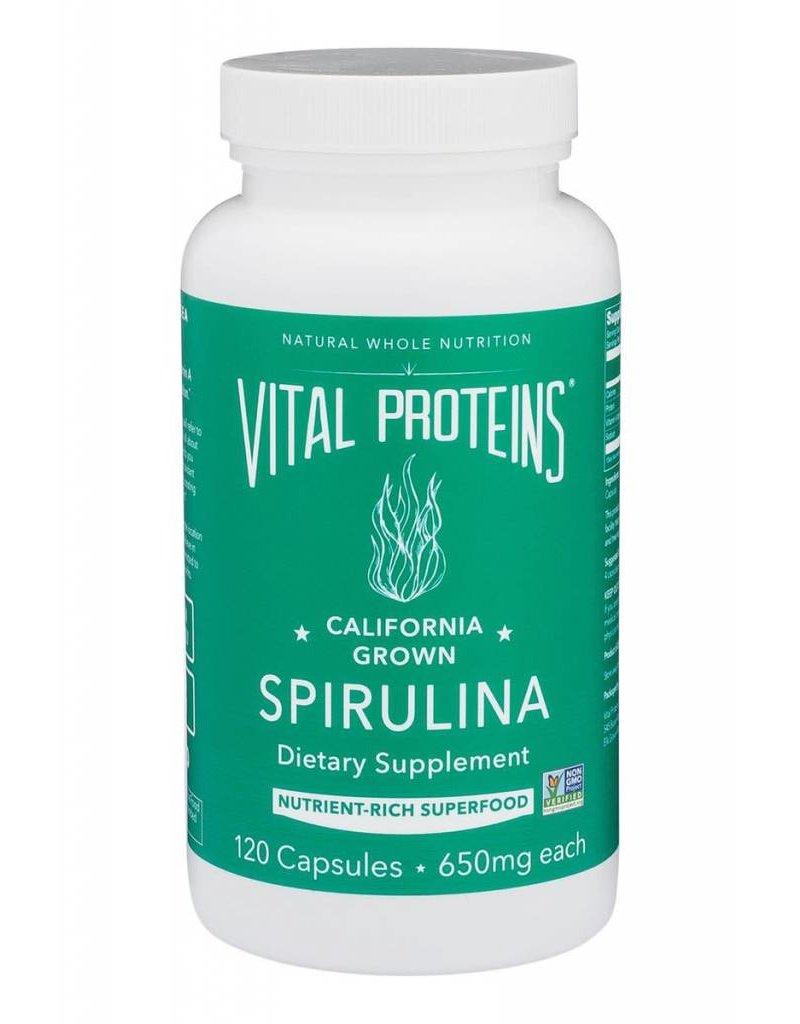 Vital Proteins Spirulina