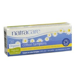 Natracare Organic Cotton Tampons