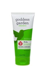 Goddess Garden Organics Natural Mineral Sunscreen for Kids