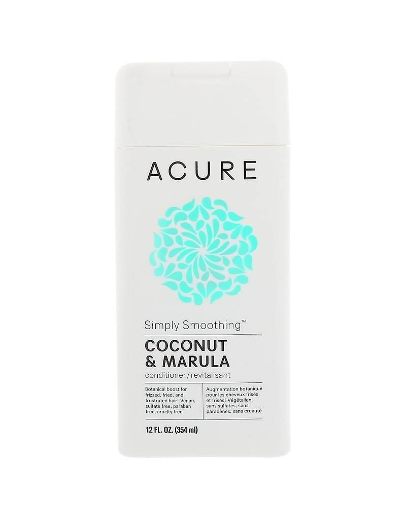 Acure Acure Simply Smoothing Coconut & Marula Conditioner