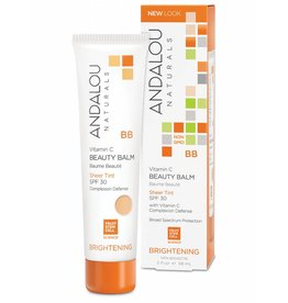 Andalou Naturals Vitamin C Beauty Balm SPF 30