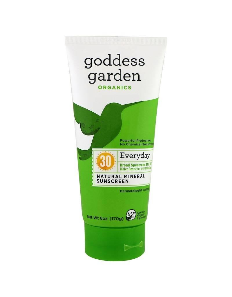 ... Goddess Garden Organics Goddess Garden Everyday SPF 30