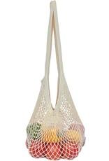 Eco-Bags Organic Un-dyed Cotton String Bag (Long Handle)