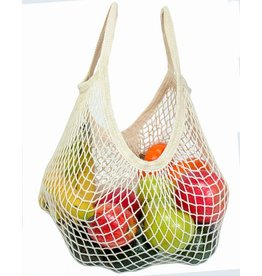 Eco-Bags Organic Cotton Classic String Shopping Bag Short