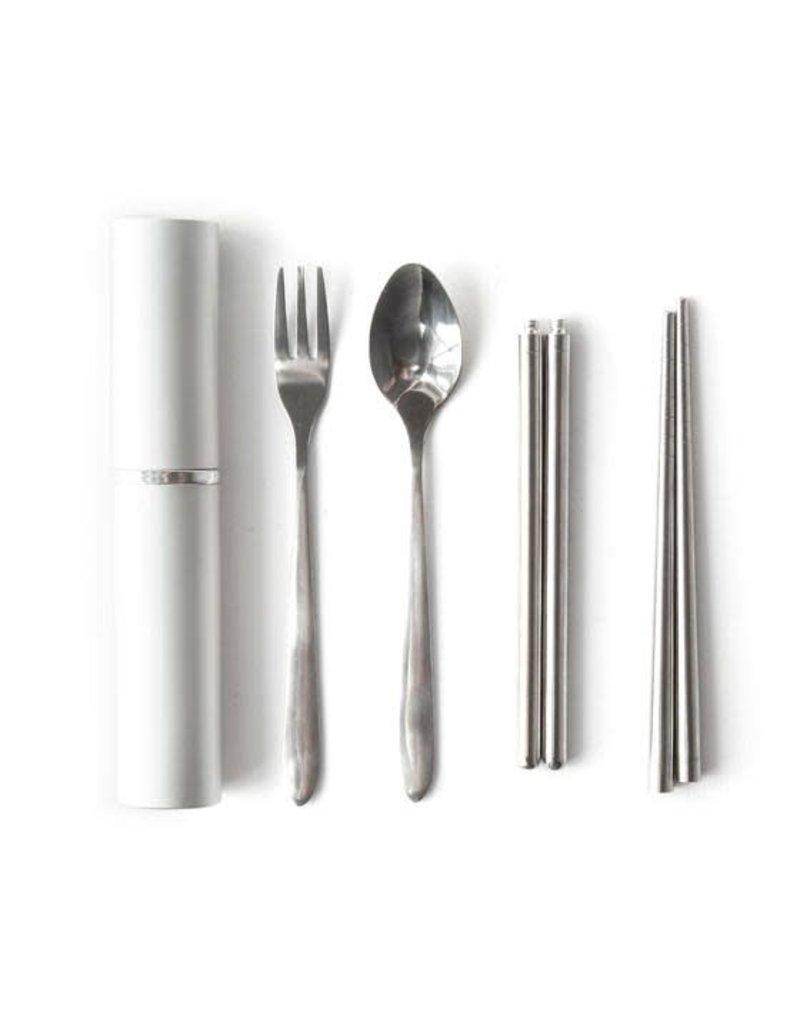 Onyx Onyx Silver Cutlery Set