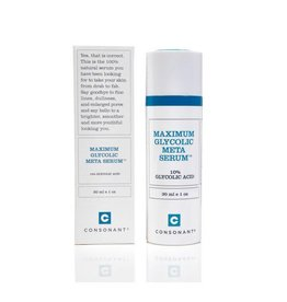 Consonant Consonant Maximum Glycolic Meta Serum